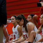 Frankenmuth High School Basketball Varsity Girls beats Bridgeport High School 65-12