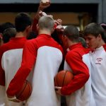 Frankenmuth High School Basketball Varsity Boys falls to Bay City Western High School 38-49