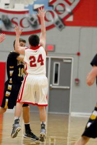 Varsity Boys Basketball vs. Lakeville