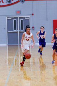 Varsity Girls Basketball vs. Caro