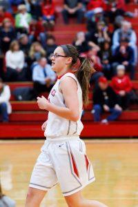 Girls Varsity Basketball vs. Garber