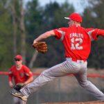 Frankenmuth High School Baseball Varsity beats North Branch High School 9-0