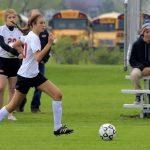 Frankenmuth High School Soccer Varsity Girls beats LakeVille High School 8-0