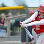 Frankenmuth High School Softball Varsity beats Carrollton High School 9-2