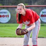 Frankenmuth High School Softball JV beats LakeVille High School 9-4