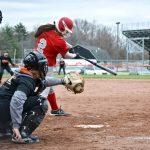 Frankenmuth High School Softball JV beats North Branch High School 15-5