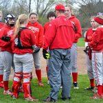 Frankenmuth High School Softball JV falls to Hartland High School 3-6