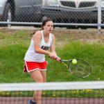 Girls Varsity Tennis TVC Champs!