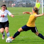 Frankenmuth High School Soccer Varsity Girls beats Valley Lutheran High School 3-0