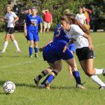 Varsity Girls Soccer Defeats Birch Run 1-0