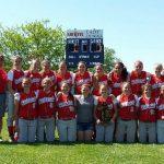 Frankenmuth High School Softball Varsity beats John Glenn High School 13-3