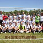 Varsity Girls Soccer vs. Montrose