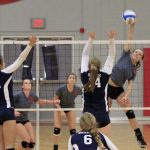 Frankenmuth High School Varsity Volleyball Eagle Invite