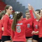 Frankenmuth High School Varsity Volleyball ties Multiple Opponents 0-0