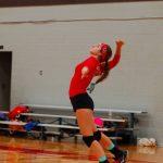 Frankenmuth High School Girls Varsity Volleyball beat Bridgeport High School 3-0