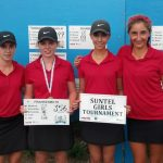 Frankenmuth High School Girls Varsity Golf finishes 3rd place