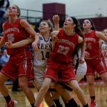 Frankenmuth High School Girls Varsity Basketball beat Reese High School 65-48