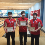 Bowling Results from TVC Invite