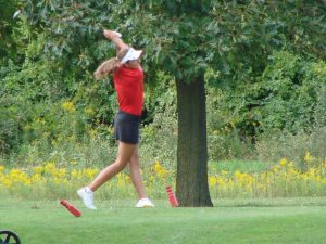 Girls Golf at Chesaning 9/7/16