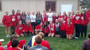 Girls TVC East Champs!