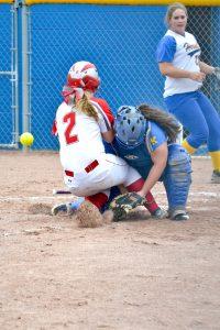 Varsity Softball vs Kearsley 04/10/17