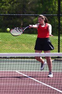 Girls Tennis – Caro & Bullock Creek 5/11/17