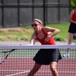 Frankenmuth High School Girls Varsity Tennis beat Caro High School 8-0