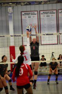 Varsity Volleyball – 8/19/2017 Lake Orion (Warren)