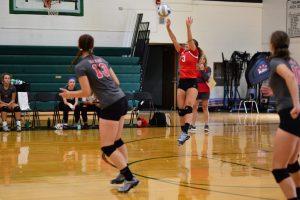Varsity Volleyball – 8/24/2017 Freeland Tri