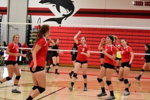 Varsity Volleyball – 8/28/2017 St. Louis Quad