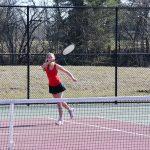 Girls Varsity Tennis beats Ithaca 8 – 0