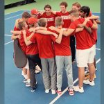 Frankenmuth Boys' Tennis Team Excels at MHSAA Regionals Tournament!