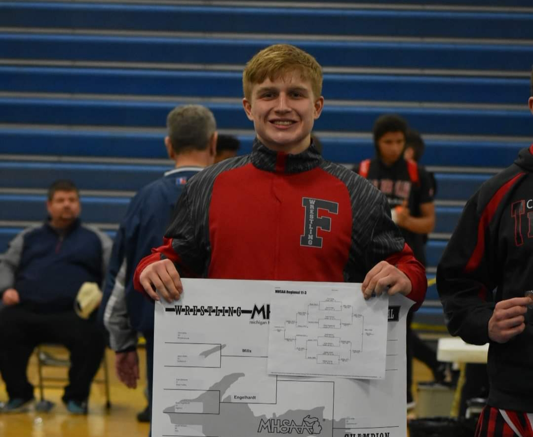 Chris Mills and Konner Roche Qualify to the Final 16 – State Tournament