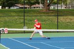 FRANKENMUTH BOY'S TENNIS SHUTS OUT ITHACA AND NOUVEL FOR SEVENTH STRAIGHT WIN IN CONFERENCE PLAY