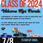 Class Of 2024 Welcome Parade