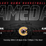 Lady Hawks vs Alamo Tigers