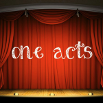 Winter One Acts Auditions