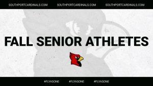 Photos – Fall Senior Athletes