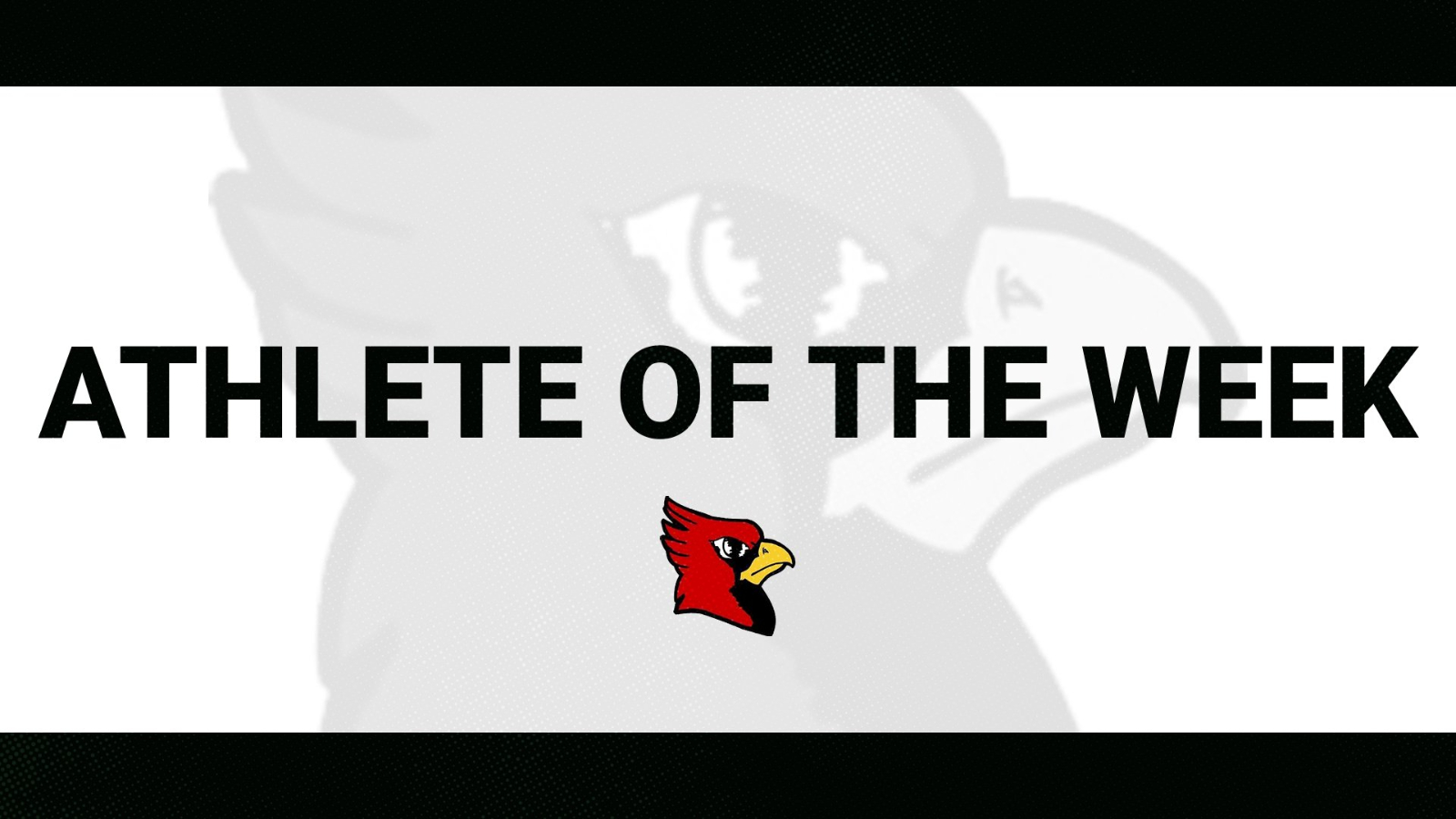 Athlete of the Week – 9/7-9/12