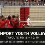 Mark Your Calendars – Youth Volleyball Tryouts 10/18-10/19