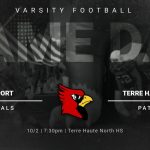 Varsity Football @ Terre Haute North – 10/2