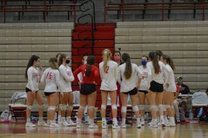 Volleyball Senior Night vs Westfield Photos
