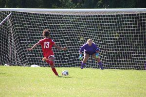 Girls Soccer Senior Day vs Greenwood Photos