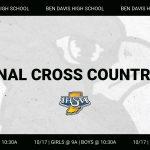 Cross Country Regional @ Ben Davis – 10/17