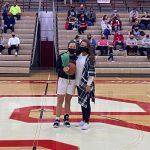 Photos - Girls Basketball Senior Night