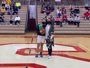 Photos – Girls Basketball Senior Night