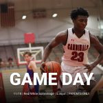 Boys Basketball Red/White Scrimmage – 11/18