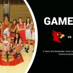 C Team Girls Basketball vs Scecina – 12/1