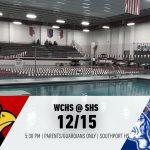 Swimming vs Whiteland – 12/15