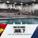 Swimming vs Perry Meridian – 1/7